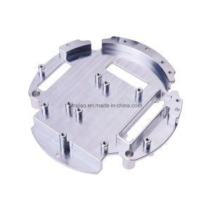 Mejor calidad de productos de corte por láser con precisión de piezas de aluminio mecanizado CNC