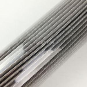 De patroon van de het netwerkfilter van het roestvrij staal voor oliebehandeling