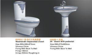 Керамическая санитарная сюита ванной комнаты тазика Bidet туалета изделий