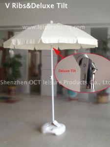 Сильный тип напольный зонтик v (OCT-BUSTU-WHITE)