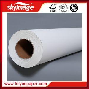 Carta da trasporto termico Veloce-Asciutta di sublimazione 120GSM per i tessuti dell'abito