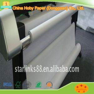 La pulpa de madera Material de revestimiento de papel sin estucar plóter para CAD