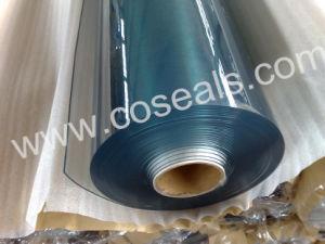 Película de PVC transparente flexible para puerta