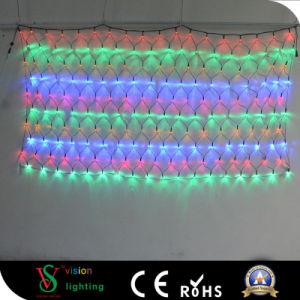 Nettolicht der Weihnachtsim freien Dekoration-LED