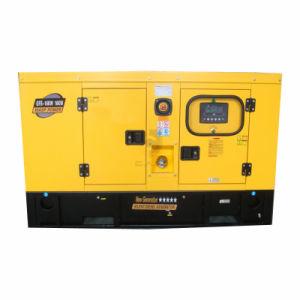 Gas/Dieselmotor geöffnet/schalldichter backup elektrischer Generator mit Perkins