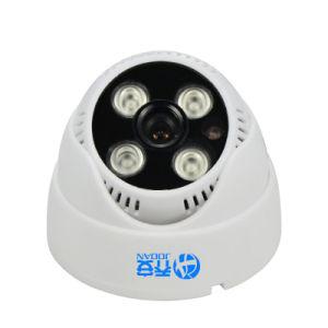 Jooan Megapixel HD IP-Kamera, Tritonshorn-Haube-Überwachungskamera mit vier LICHTPUNKT Reihen-Lampen, StützHandy-Monitor, 720p mit IR-Cut.