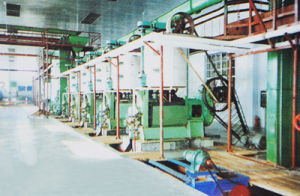 100 Tpdの大豆油の生産ライン機械装置中国製