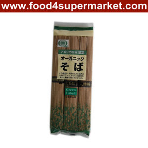 Organic Food instantanée des sanglots nouilles 300g