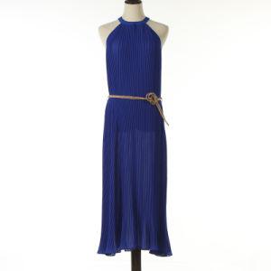 По складкам долго платье с ленты