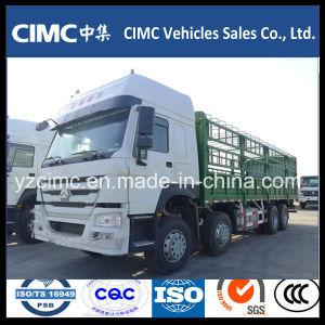 HOWO 6X4 371HP Chassis veículo de carga para a Etiópia