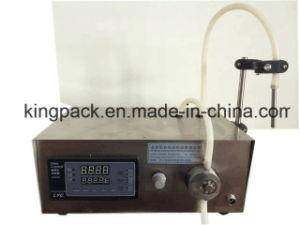 Semiautomáticos Bicos única máquina de enchimento de líquido da bomba magnética