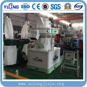 1-1.5t/H Yulong Brand Biomass Wood Pelleting Machine