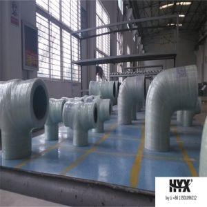 生きている油井使用されたFRPの管