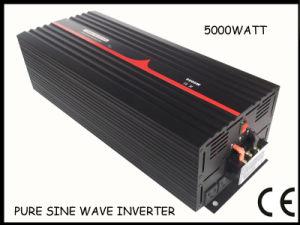 Gelijkstroom 12V aan AC 100V 110V, 5000W Pure Sine Wave Inverter