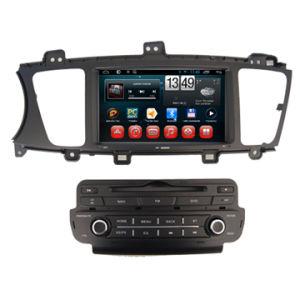 Multimedia centrali CD KIA K7 di percorso DVD di GPS dell'automobile