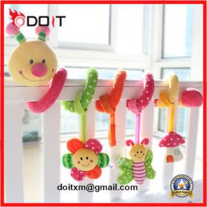 Cloches de la main d'animaux Affectation jouet Hochet cloches de Lit Bébé doux de jouets pour enfants