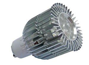 ランプ9ワットのGU10 PAR16 LED