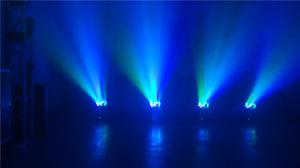 驚かせる19LEDs*12W RGBW Hawkeyeの段階LED移動ヘッド