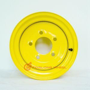 23X8.5-12-6telas Neumático Llanta de acero 7.00X12 Mini Cargador de Minicargadoras de utilizar para la venta