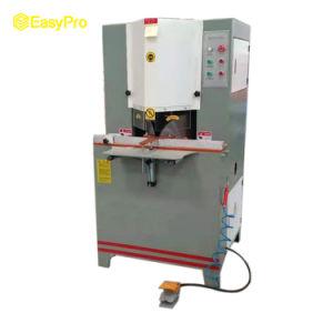 La scie de coupe 45 degrés de la machine/machine de découpe de coin avec précision rail Guid