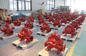 ULリスト中国の有名な二重吸引の分割されたケースポンプ