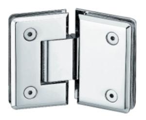Dobradiça de porta do chuveiro do aço inoxidável