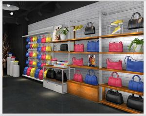 Metall Display Wall Panel für den Einzelhandel Ladenbau
