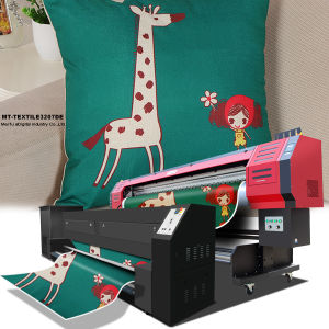 デジタルフラグプリンターまたは昇華織物プリンターまたは綿織物Impresoraプリンターまたはホーム織物プリンターかデジタルTextilプロッター