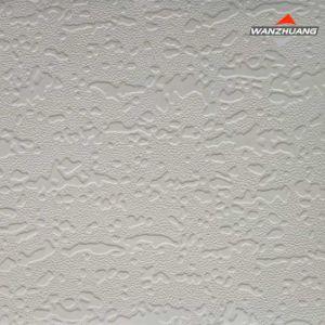 Painel de decoração de PVC forro de teto 60X60 de estuque Forro de gesso de PVC