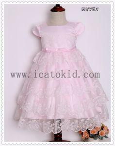 3558e0131 Hot Ventas Larga Flor de las niñas visten ropa de niño vestido de fiesta para  niñas