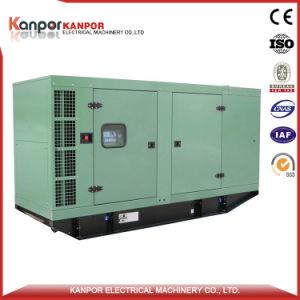 50Hz 150kVA 120kw Cummins 6btaa5.9g2 Potência de diesel do gerador de silenciosa eléctrico