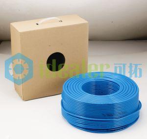 Macchinetta a mandata d'aria pneumatica con il materiale dell'unità di elaborazione ed il tubo flessibile della bobina (PU1/8 )