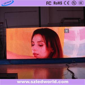 P6, P3 Piscina Bicicleta Cor Die-Casting Video wall de LED do painel da tela para publicidade (CE, RoHS, FCC, ccc)