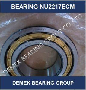 Цилиндрический роликовый подшипник Nu2217 Ecm с латунными отсека для жестких дисков