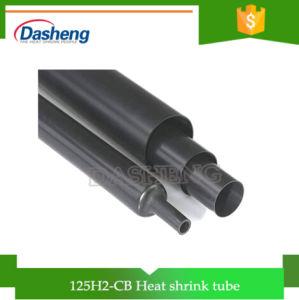 Alto tubo termorestringibile allineato della parete di rapporto adesivo doppio