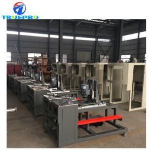 Cinq CNC Machine de nettoyage d'angle de coupe pour portes et fenêtres en plastique de la machine
