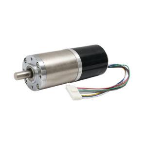 Motorreductor eléctrico planetario motor dc sin escobillas