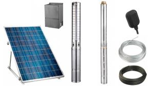 Bomba de água solares para jardim e Bomba Solar para Fazenda com bomba prismática