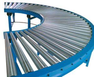 Trasportatore del PVC Conveyorroller del trasportatore dell'acciaio inossidabile di alta qualità