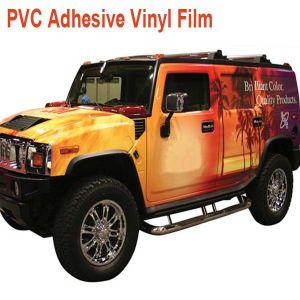 PVC película de vinilo Vinilo autoadhesivo PVC