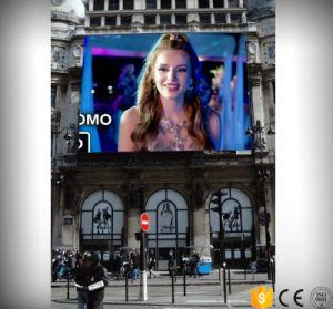 Открытый подвижной висящих P10 аренду светодиодный экран системной платы