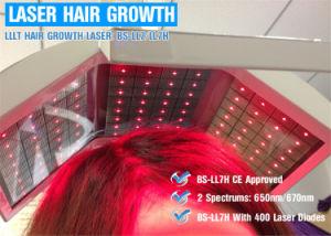 (BS-LL7H) 650nm /670nm 400PCS de Machine van de Hernieuwde groei van het Haar van de Laser van de Diode