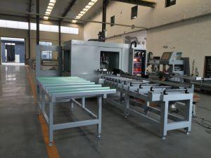 Belüftung-Tür-Profil CNC-Ausschnitt-Maschine