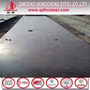 ASTM A242 Chapa de aço resistente às condições climatéricas