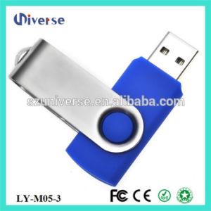 工場卸し売り実質容量はロゴの旋回装置USBのフラッシュ駆動機構をカスタマイズした