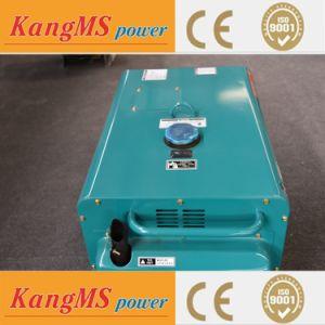 Alimentación Yuchai pequeña casa en silencio la maquinaria de construcción del grupo electrógeno diesel 6 kw 8kVA Alimentación de reserva