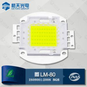 5000-7000k white 50W módulo LED de alta potencia de la luz de la calle COB