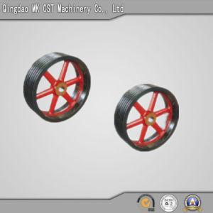 As rodas da polia rodas forja com alta qualidade