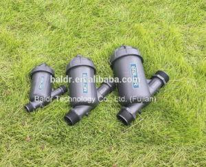 11/2  Filter van de Irrigatie van de Schijf van het Type van Y Hand