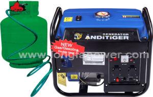 Портативный 2.5kVA природного газа генератор для использования в домашних условиях